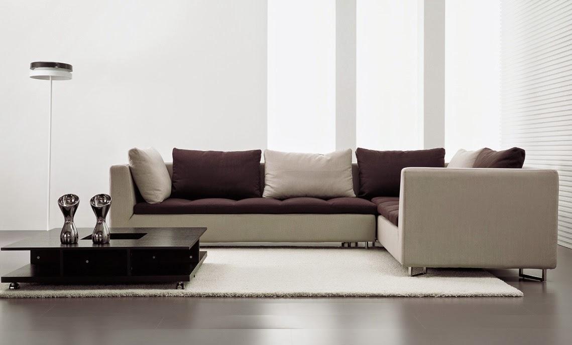 desain model sofa minimalis modern