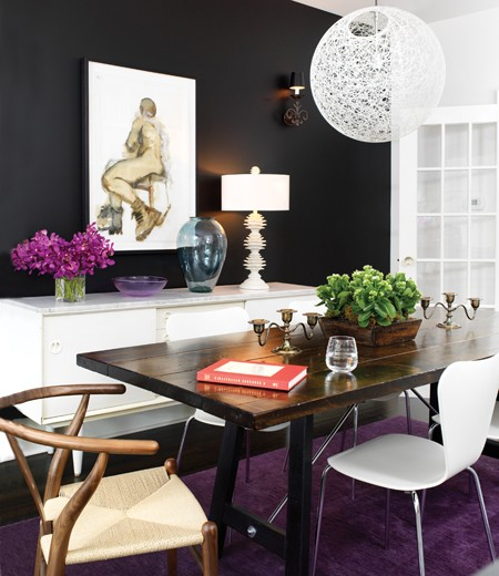 Mix And Chic Bright And Colorful Dining Room Ideas: Mix And Chic: Stylish And Colorful Room Ideas