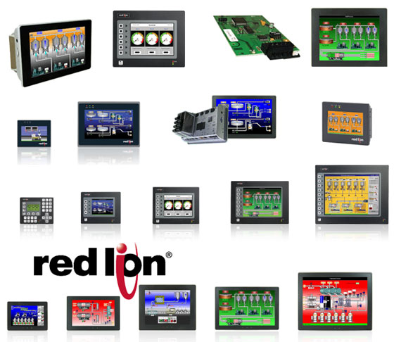 Red Lion HMI