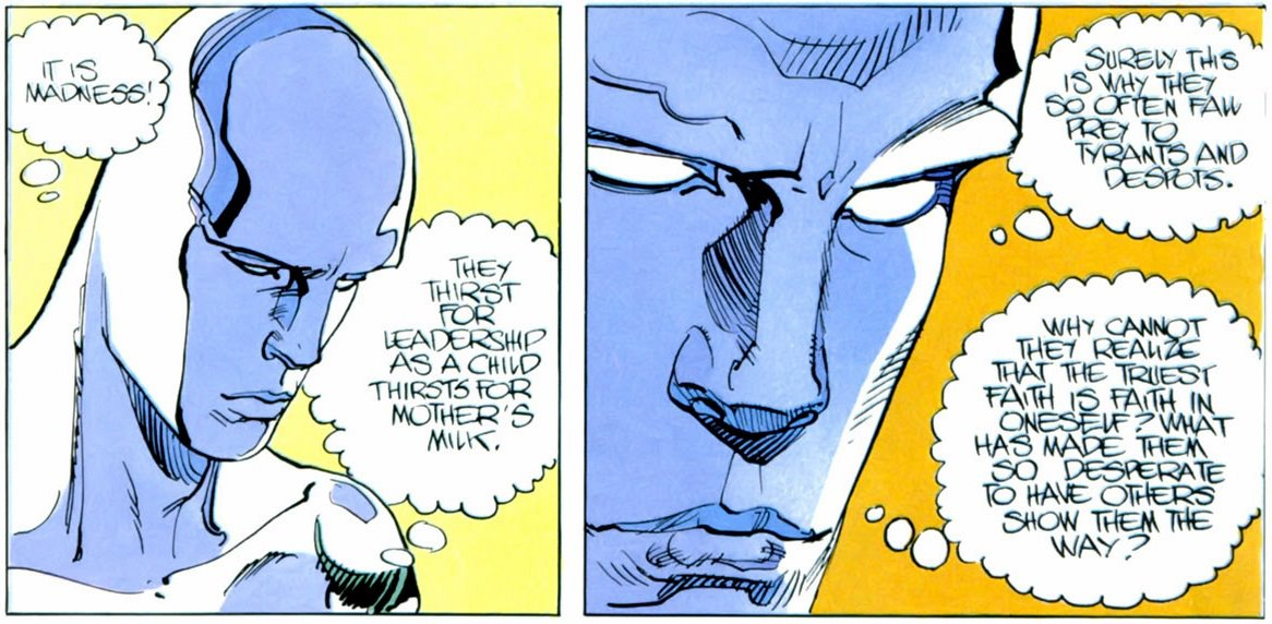 Classic Marvel: The God Delusion: Silver Surfer: Parable (1988)