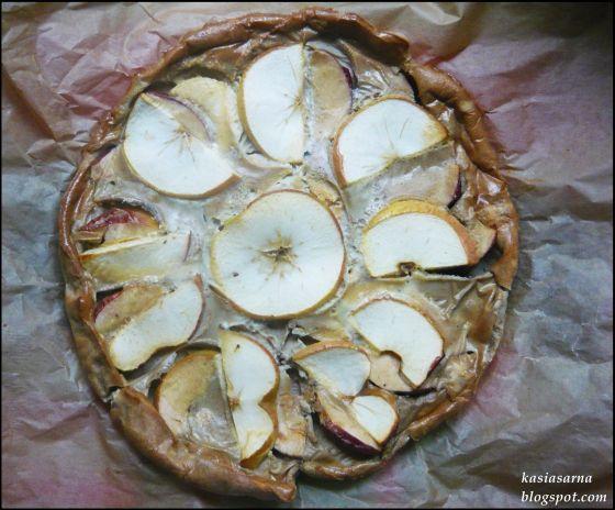 placek-dutch-baby-z-jablkiem-wegetarianski-nalesnik-z-pieca