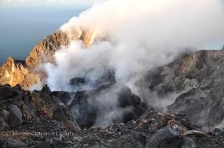 Merapi Crater