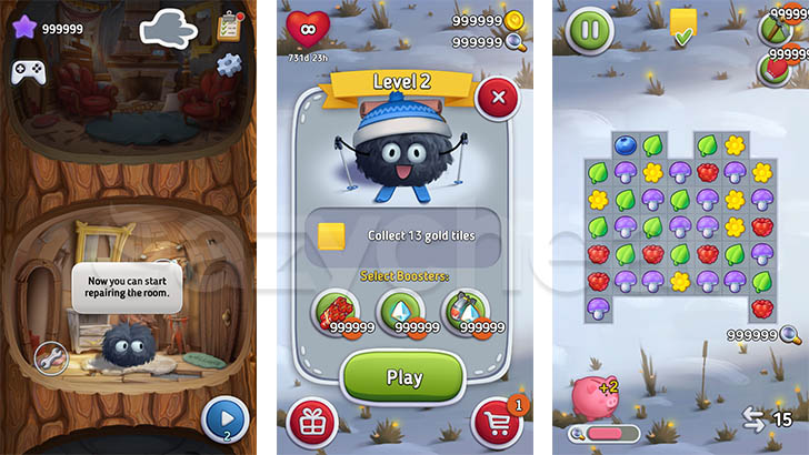 Cuties 7.0.3 Unlimited Coins