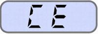 código de error en lavadora lg que indica que no hay entrada de AC