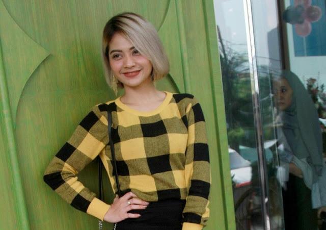 Tiwi eks T2 Diam-diam Gugat Cerai Suami