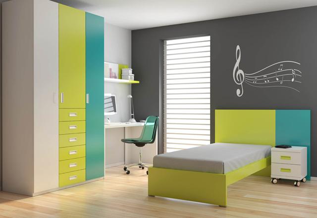 Stanze per ragazzi consigli mobili ros angolo studio for Mobili per studio
