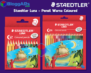 Pensil Warna Staedtler Coloured