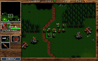 Warcraft Orcs Humans Walkthrough Orc Campaign Map 11
