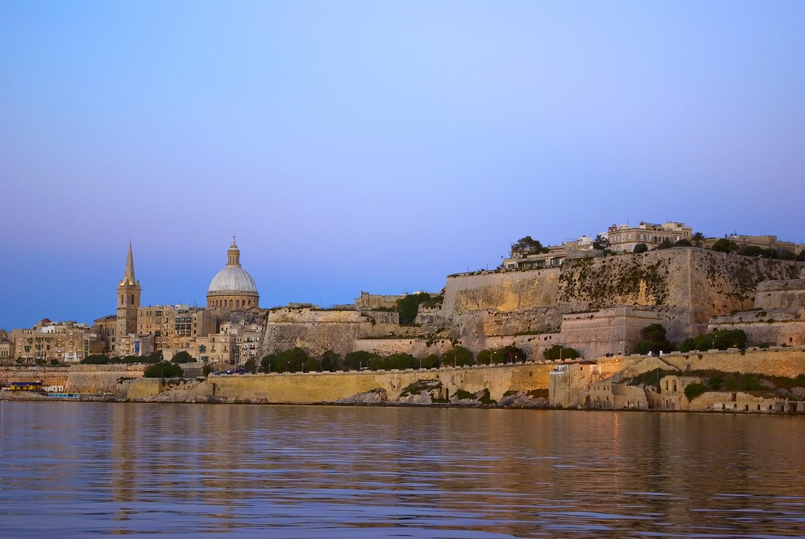 Valletta, a un paso de ser Capital Europea de la Cultura