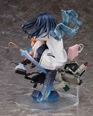Figuras: Imágenes y detalles de la nueva figura de Rikka Takarada de SSSS.GRIDMAN - Good Smile Company