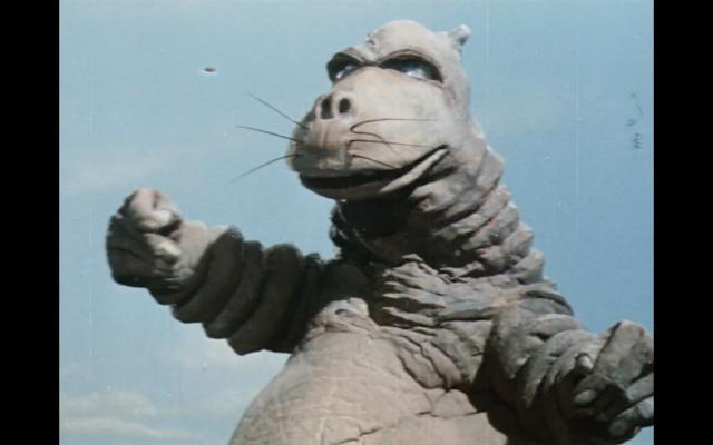 怪獣大奮戦 ダイゴロウ対ゴリアスの写真