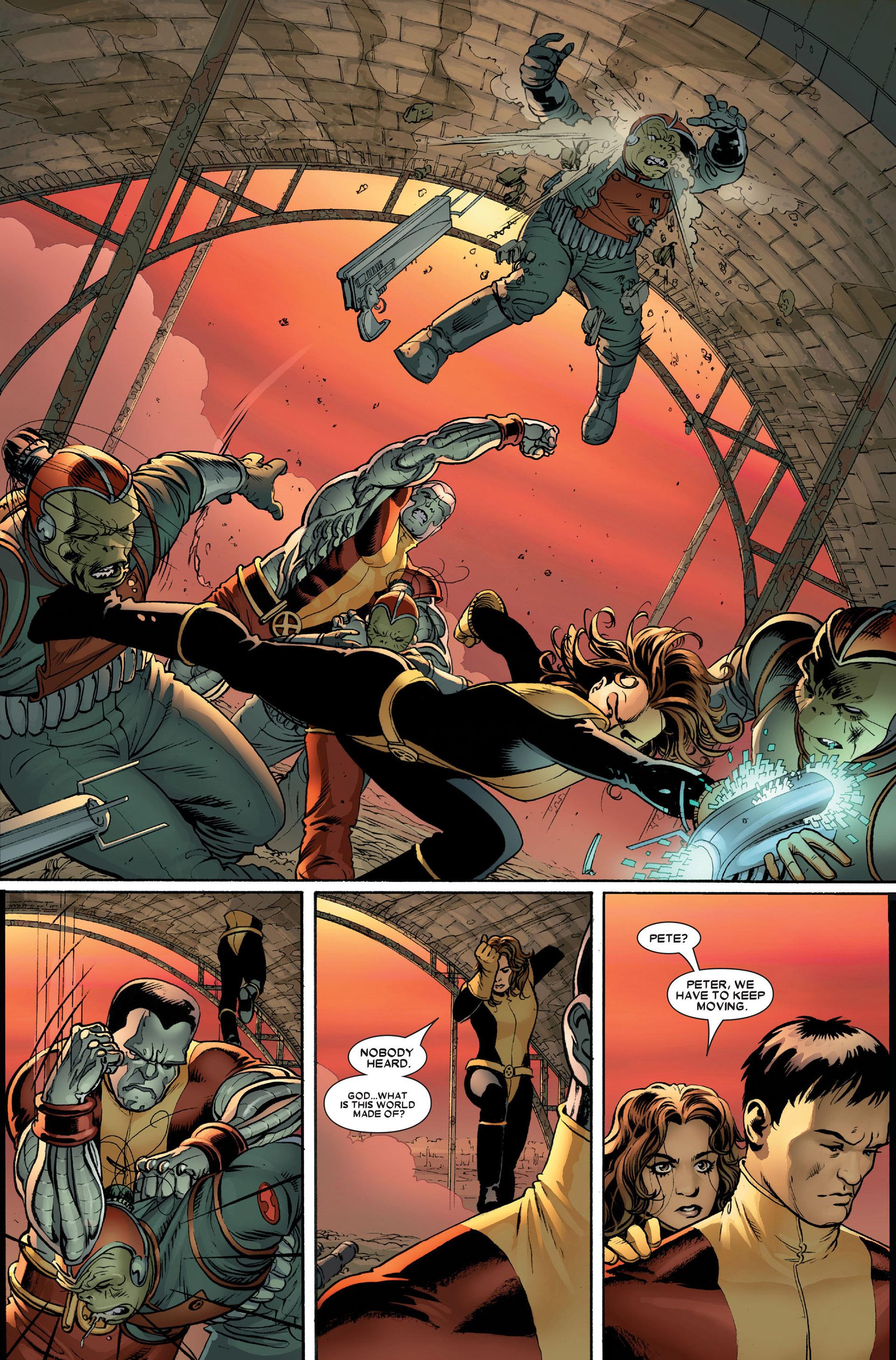 Read online Astonishing X-Men (2004) comic -  Issue #20 - 23