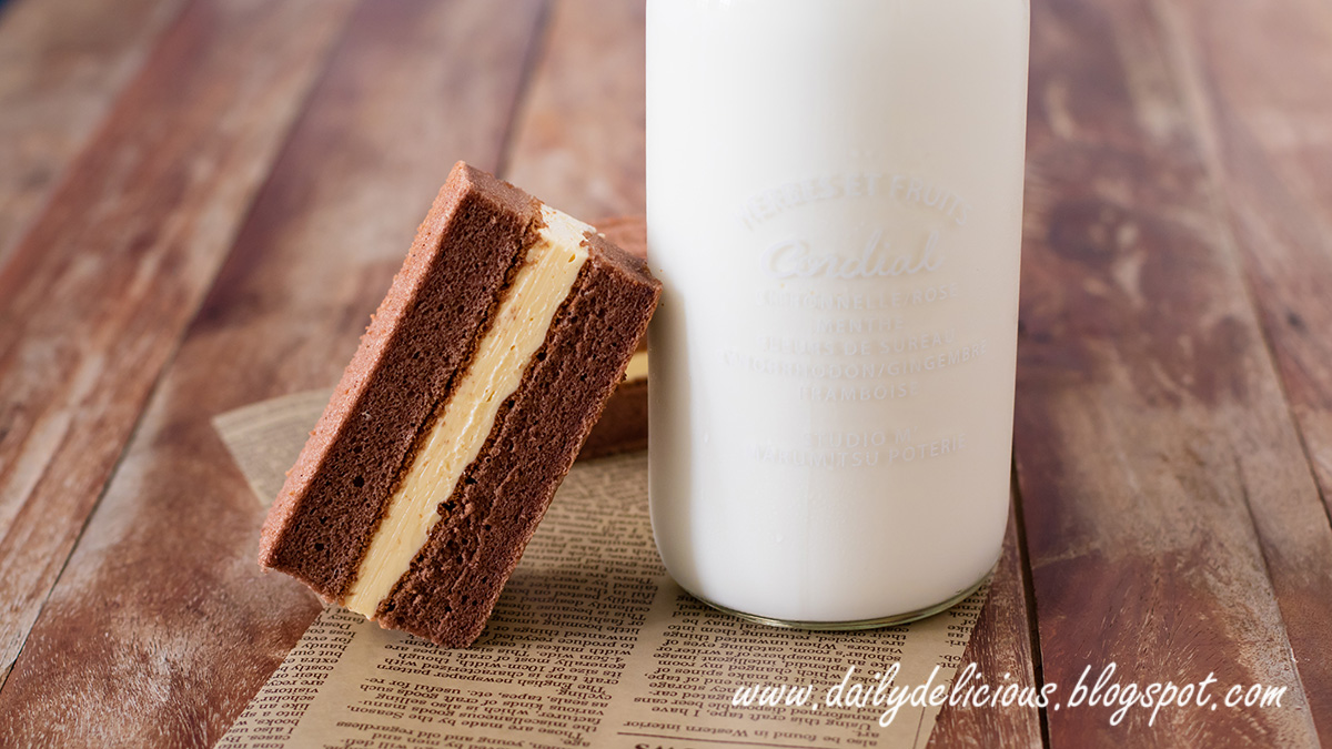 Fluffy Vanilla Chiffon Cake Recipe