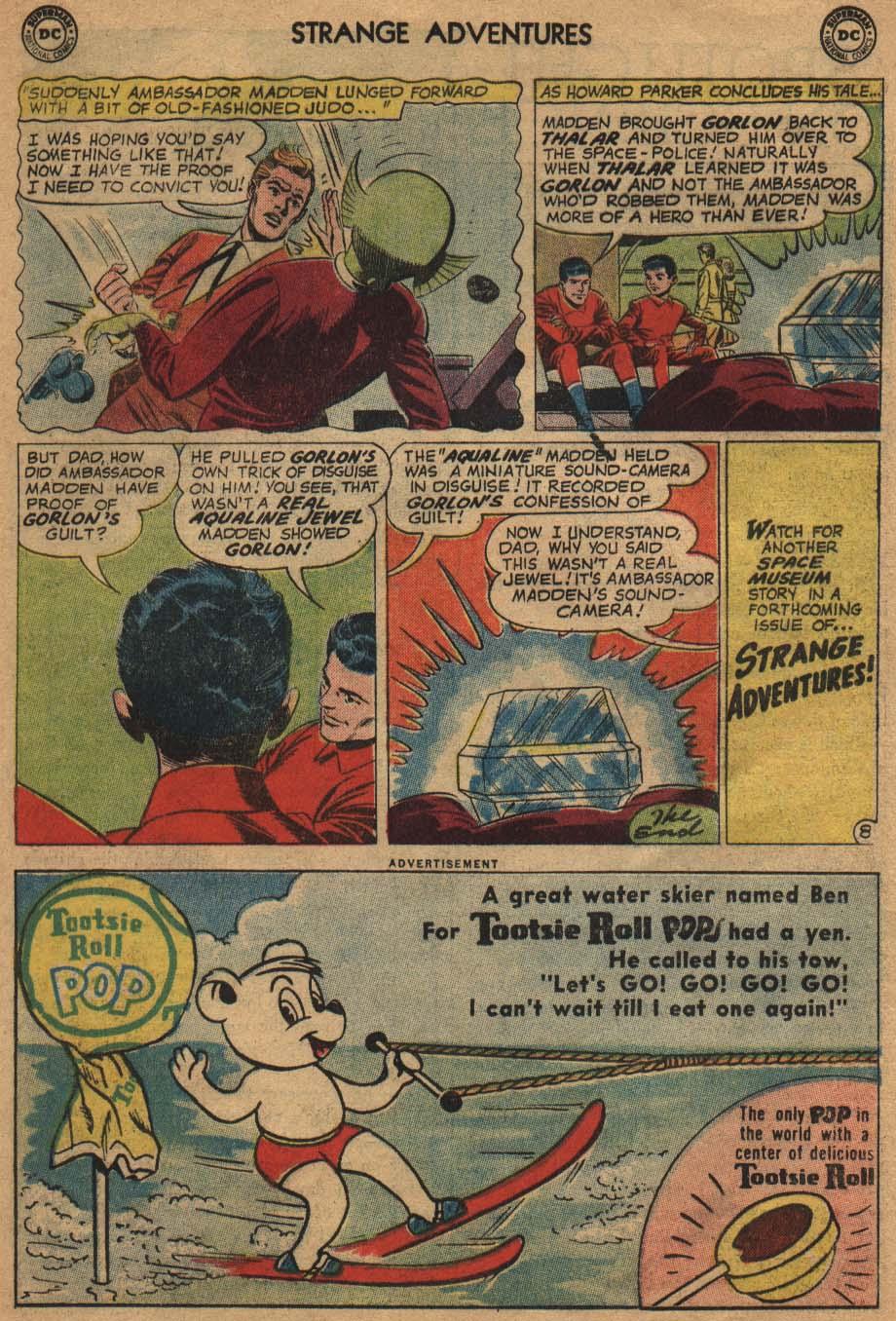 Strange Adventures (1950) issue 106 - Page 21