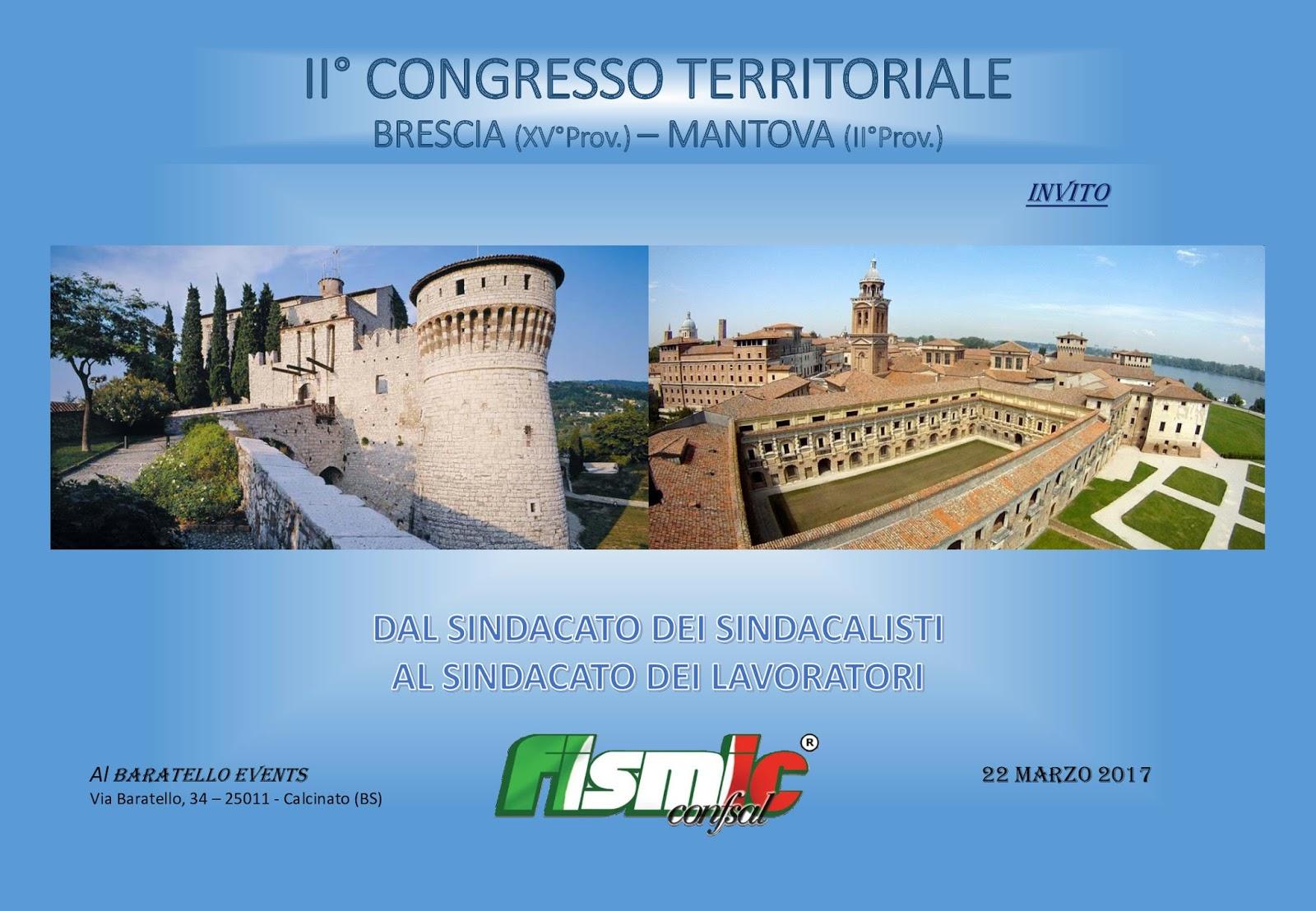 Fismic brescia fismic brescia al congresso for Lista permesso di soggiorno brescia maggio 2017