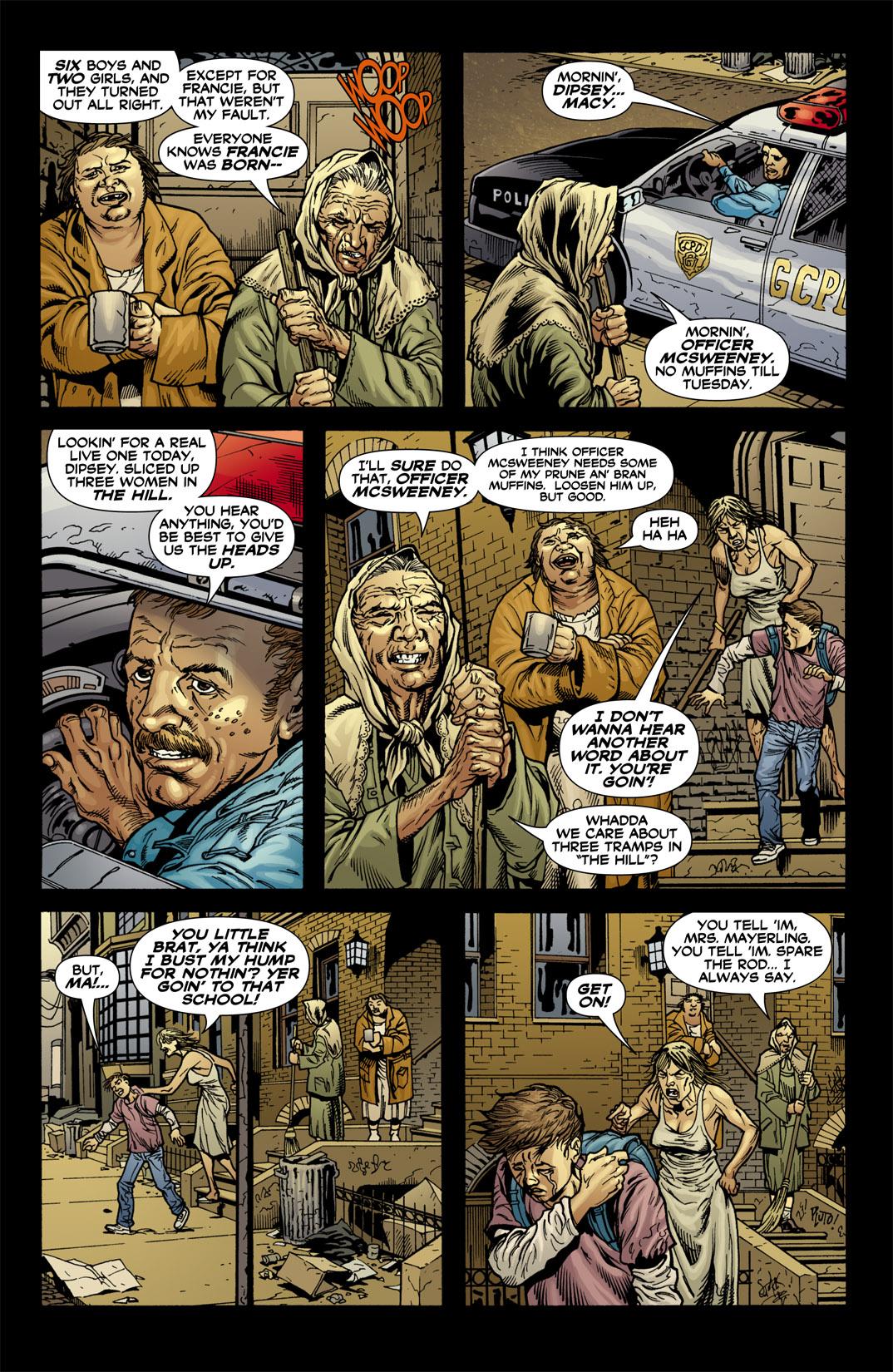 Detective Comics (1937) 807 Page 3
