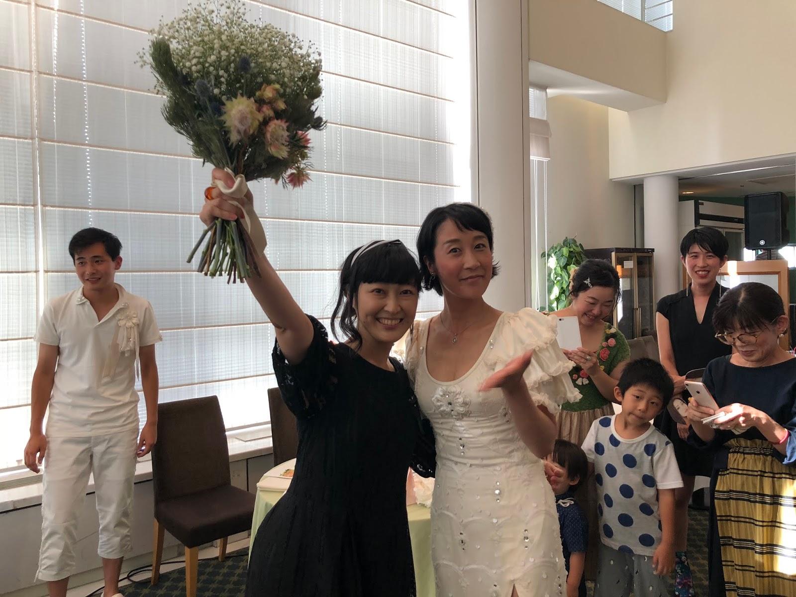 結婚 チャングンソク
