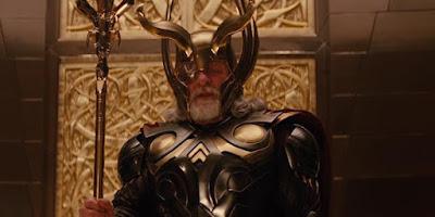 odin, thor, asgard