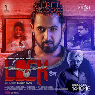 Lock 2016 Punjabi 720p WEB HDRip 500mb ESub