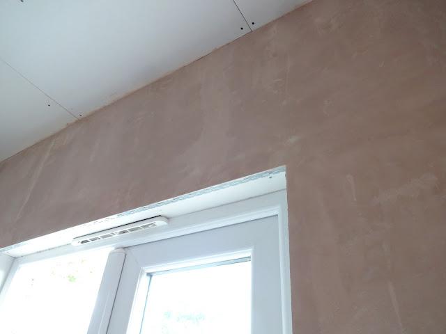 DIY plaster dry