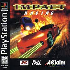 Impact Racing - PS1 - ISOs Download