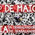 1º de Maio: centrais sindicais se unem em Curitiba por Lula Livre e Democracia