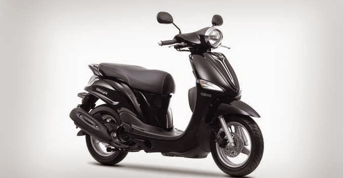 Yamaha D'elight Scooter in india