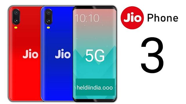 Jio 5G smartphone