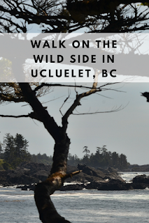 Ucluelet's Wild Pacific Trail & Wya Point