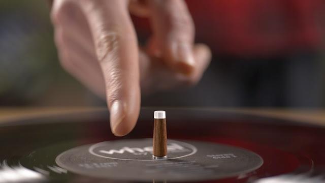 Miniot Wheel Turntable Volume Control