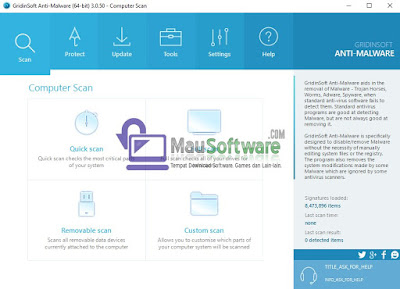 GridinSoft Anti-Malware Gratis Terbaru, Latest Version, New Software, Software terbaru