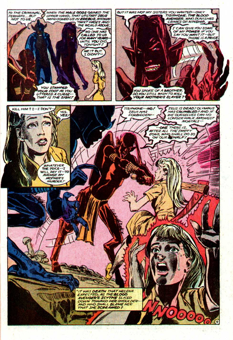 Read online Secret Origins (1986) comic -  Issue #12 - 10
