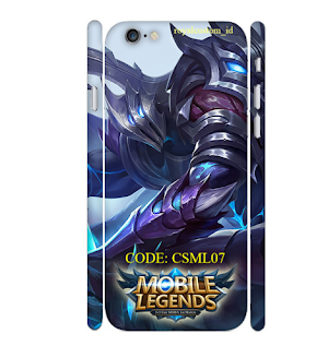 Custome Case 3D Iphone 6 Design Games Mobile Legends 07