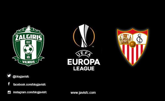 Previa Zalgiris - Sevilla FC