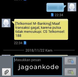Transaksi SMS Banking BNI Tidak Dapat Diproses  Transaksi SMS Banking BNI Tidak Dapat Diproses ? Ketahui Penyebabnya