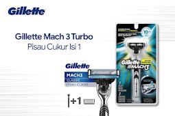Cara Bercukur Aman dengan Gillette Mach 3 Turbo