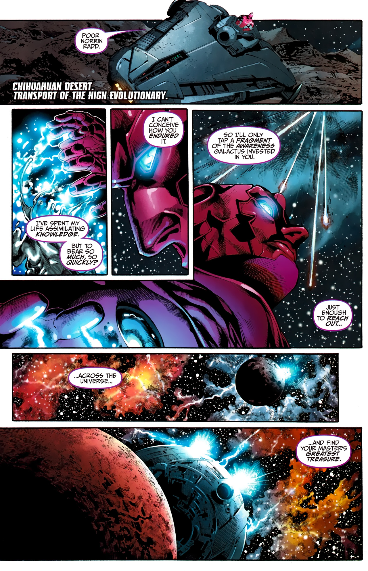 Read online Silver Surfer (2011) comic -  Issue #2 - 16