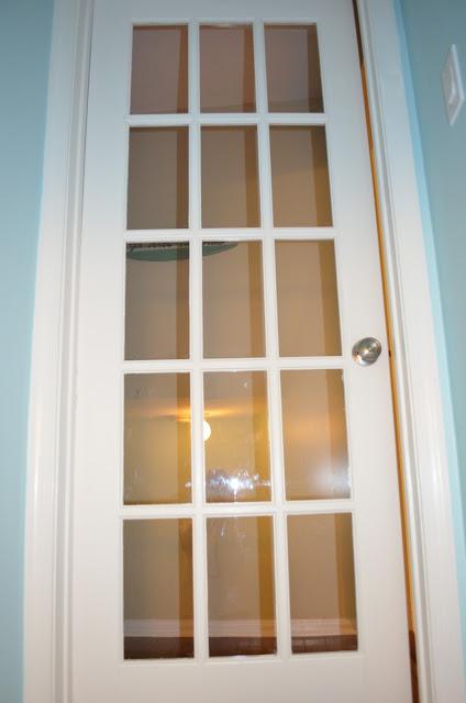 Window French Door Interior