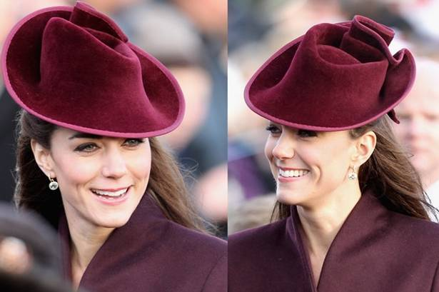 dff2872e071 The Duchess of Cambridge was voted  Hat Person of the Year  by the  California based Headwear Association with an apparent 91% of members  voting for her.