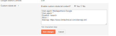 what is the use of the robotst txt file in seo, what is robots txt, setup robots in blogger