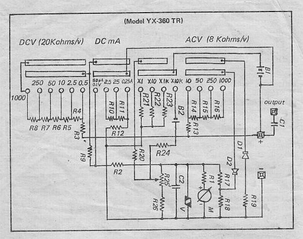 Fluke 23 Multimeter Manual Download