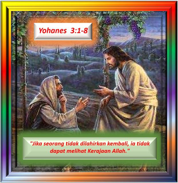 Yohanes 3:1-8