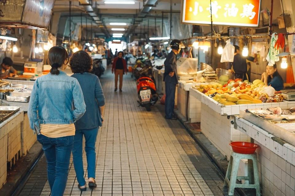 苓雅市場(LingYa Market)