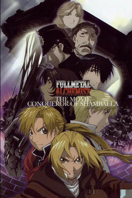 FullMetal Alchemist: El conquistador de Shamballa 01/01 + Especial [Pe