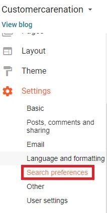 Blogger Blog Ki Full Basic Setting Kaise Kare