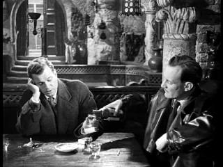 Joseph Cotten Trevor Howard The Third Man 1949 Joseph Cotten Orson Welles