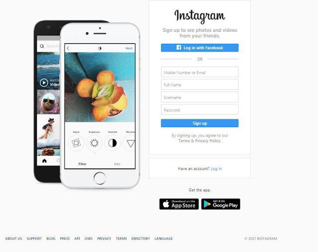 Cara Anda bisa Menggunakan Instagram di PC 2