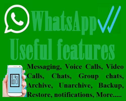Top 10 WhatsApp tips tricks