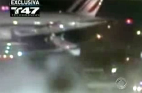 2 Commercial Jets collide in Miami Florida