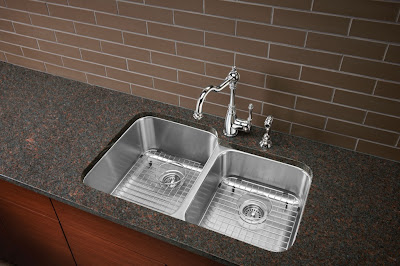 Gold Notes Choosing A Stainless Steel Sink Guest Post By